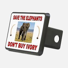 ELEPHANTS Hitch Cover