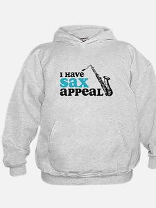 Sax Appeal Hoodie