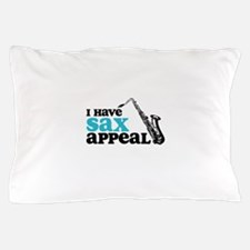 Sax Appeal Pillow Case