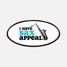 Sax Appeal Patches