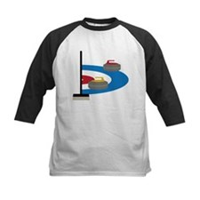 Curling Baseball Jersey