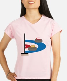 Curling Peformance Dry T-Shirt
