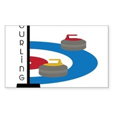 Curling Field Decal
