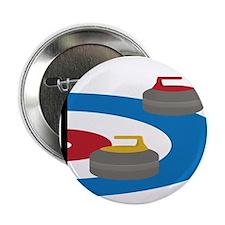 "Curling Field 2.25"" Button"