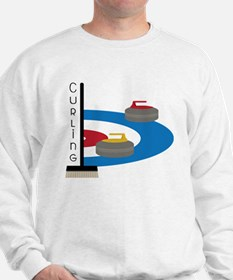 Curling Field Sweater