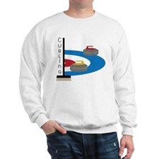 Curling Field Sweatshirt