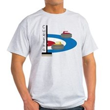 Curling Field T-Shirt