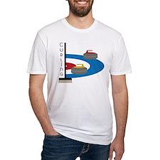 Curling Field T-Shirt
