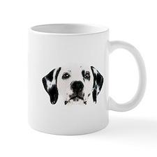 Dalmatian Face Small Mug