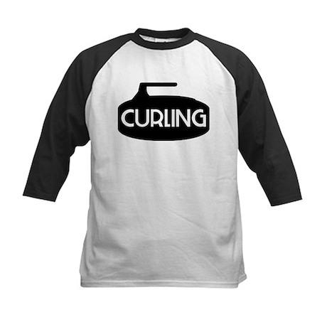 Curling Stone Baseball Jersey