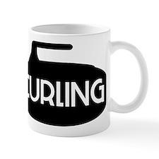 Curling Stone Mug