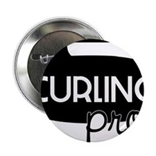 "Curling Pro 2.25"" Button"