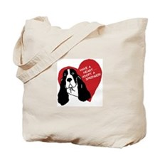 Have a Heart w/URL Tote Bag