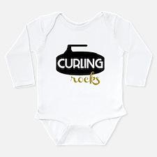Curling Rocks Body Suit