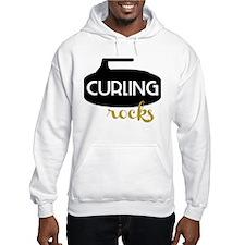 Curling Rocks Hoodie