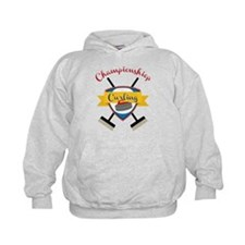 Championship Curling Hoodie