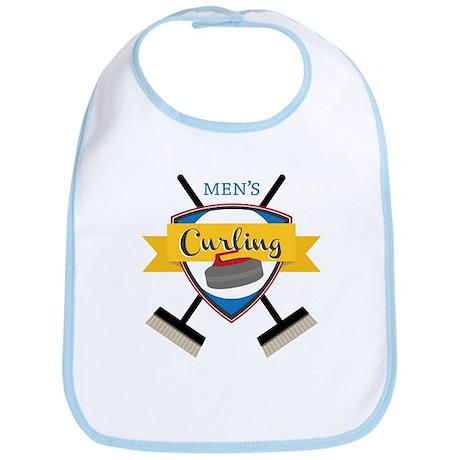 Men's Curling Bib