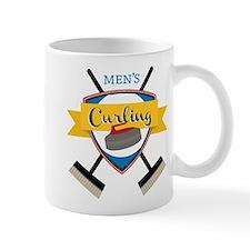 Men's Curling Mug
