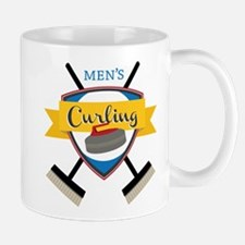 Men's Curling Mug