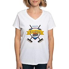 Men's Curling T-Shirt