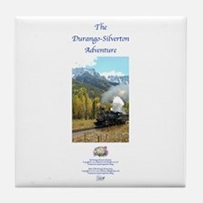 Durango Silverton6 Tile Coaster