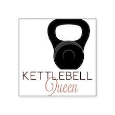 Kettlebell Queen Sticker