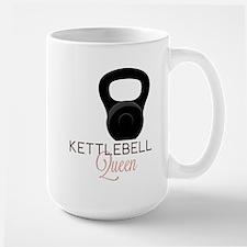 Kettlebell Queen Mug