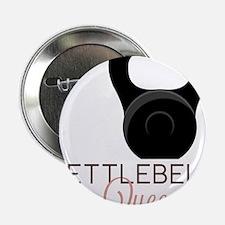 """Kettlebell Queen 2.25"""" Button"""