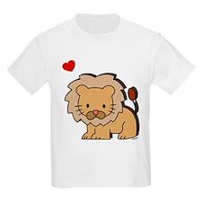 Lion Heart Kids T-Shirt