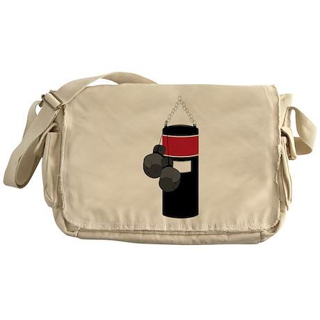 Boxing Messenger Bag