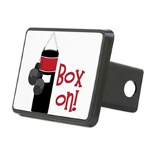 Box On! Hitch Cover