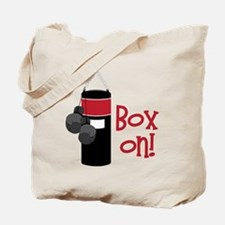 Box On! Tote Bag