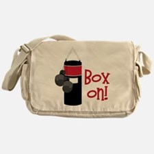 Box On! Messenger Bag