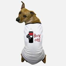 Box On! Dog T-Shirt