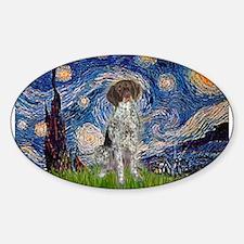Starry Night /German Short Decal