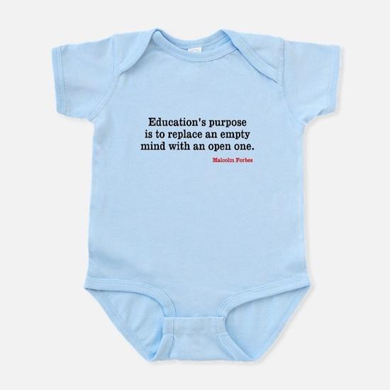 Education Body Suit