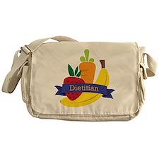 Dietitian Messenger Bag