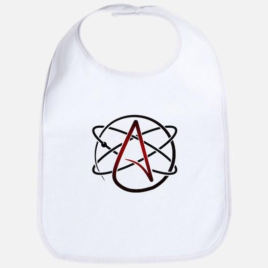 Modern Atheist Atomic Color Bib