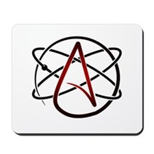 Modern Atheist Atomic Color Mousepad