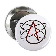 "Modern Atheist Atomic Color 2.25"" Button"