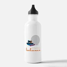 Finding Balance Water Bottle