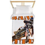 Dirtbike Duvet Covers