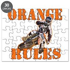 Orange Rules Puzzle
