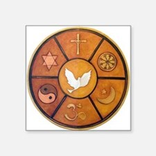 Interfaith Symbol - Sticker