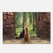 Doorway into Forever Postcards (Package of 8)