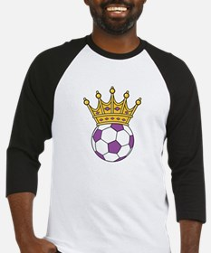 Soccer King Baseball Jersey