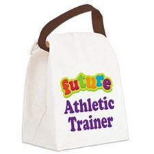 Future Athletic Trainer Canvas Lunch Bag