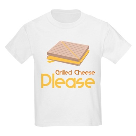 Grilled Cheese Please T-Shirt