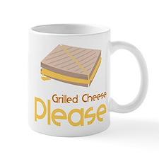 Grilled Cheese Please Mug