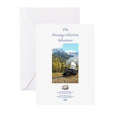 Durango Silverton6 Greeting Cards (Pk of 10)